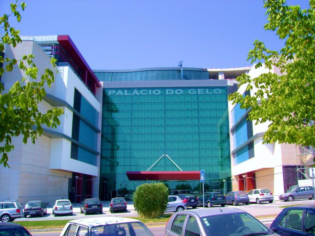 Palacio do Gelo